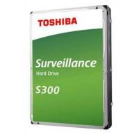 """Твърд диск Toshiba S300  4TB 3.5"""" 5400rpm 128MB Surveillance"""