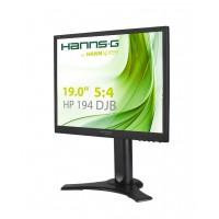"""Монитор HANNS.G HP194DJB 19"""" LED 1280x1024 250cd 5ms"""