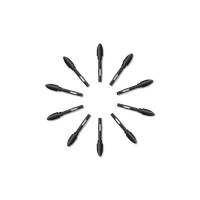 Резервни накрайници PN05 - 10 бр. за писалки HUION PW500/PW507