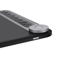 Графичен таблет HUION Inspiroy Dial Q620M USB-C Черен