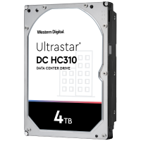 "Твърд диск WD Ultrastar DC HC310 4TB 3.5"" SATAIII 256MB 5 years warranty"