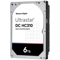 "Твърд диск WD Ultrastar DC HC310 6TB 3.5"" SATAIII 256MB 5 years warranty"
