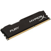 Памет Kingston HyperX FURY Black 4GB 1866MHz PC3-14900 DDR3 Non-ECC CL10 HX318C10FB/4