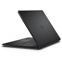"""Лаптоп Dell Inspiron 3552 N3060 15.6"""" HD 4GB DDR3L 500GB HDD DVD+/-RW  MS Windows 10 Black"""