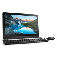 """Настолен компютър All in One Dell Inspiron 22 3277 21.5"""" FullHD IPS Touch Anti-Glare Core i5-7200U  8GB 2400MHz DDR4 1TB HDD Keyboard&Mouse MS Windows 10 Black"""