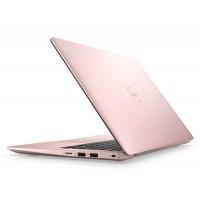 "Лаптоп Dell Inspiron 5370 i3-7130U 13.3"" 1080p IPS Anti-Glare 4GB 128GB SSD Pink"