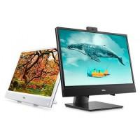 """Настолен компютър - всичко в едно Dell Inspiron 24 3477 i3-7130U 23.8"""" 1080p IPS Anti-Glare 4GB 1TB  White"""