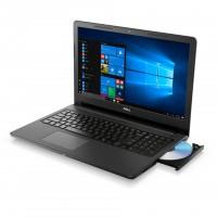 """Лаптоп Dell Inspiron 3576 15.6"""" HD AG i3-7020U 4GB DDR4 1TB HDD DVD+/-RW AMD Radeon 520 2GB GDDR5 Black"""