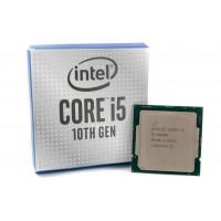 Процесор Intel Comet Lake-S Core I5-10600K 6C/12T 4.1/4.80Ghz 12MB 125W s1200 tray