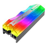Пасивен охладител Jonsbo M.2 SSD АRGB