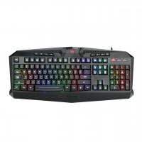 Геймърска клавиатура REDRAGON Harpe RGB K503RGB-BK