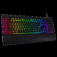 Геймърска клавиатура Redragon Shiva K512RGB-BK RGB