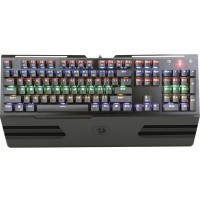 Механична клавиатура Redragon Hara Rainbow K560R-BK