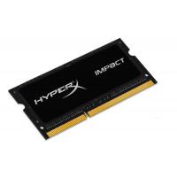 Памет Kingston HyperX IMPACT 8GB DDR3L PC3-12800 1600MHz CL9 HX316LS9IB/8