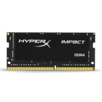Памет SODIMM Kingston HyperX IMPACT 8GB DDR4 PC4-19200 2400MHz CL14 HX424S14IB2/8