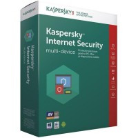 Програмен продукт с лицензен стикер Kaspersky Internet Security 2018 Multi-Device - 1 device 1 year Box