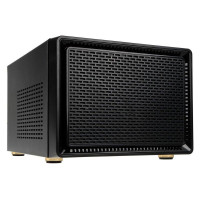 Кутия Kolink Satellite Cube Mini-ITX Micro-ATX Черен