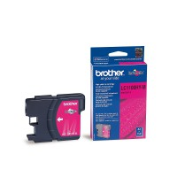 Консуматив Brother LC-1100HYM за MFC-6490, DCP-6690/6890 series Cartridge High Yield Magenta