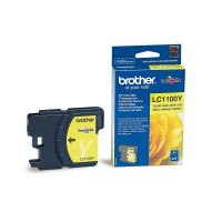Консуматив Brother LC-1100Y за DCP-6690/6890/385/585, MFC-6490/490/790 Standart Cartridge Yellow