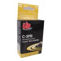Мастилница UPRINT BCI3/BCI5/BCI6  CANON Фото черeн