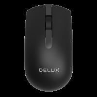 Безжична оптична мишка Delux M322GX 1000dpi 3btn 2.4GHz