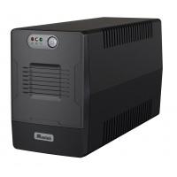 UPS MUSTEK PowerMust 1500-LED-LI-T10 1500VA 900W 4xSchuko (шуко) Line-Interactive