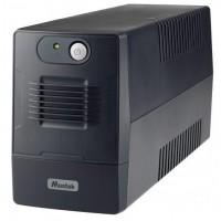 UPS MUSTEK PowerMust PowerMust 600EG 650VA/360W Schuko (шуко) Line-Interactive