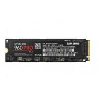 Твърд диск SSD Samsung 960 PRO EVO M2 PCIe 512GB Read/Write до 3 500 / 2 100MB/s MZ-V6P512BW