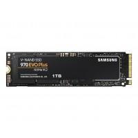 Твърд диск SSD Samsung 970 EVO Plus 1TB M.2 2280 PCI-e NVMe read/write up to 3400/2300MB/s
