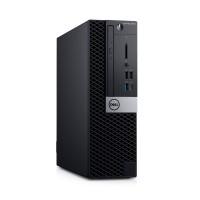 Настолен компютър Dell Optiplex 5070 SFF i7-9700 8GB 256GB SSD PCIe  Win10 Pro 3Y Basic Onsite