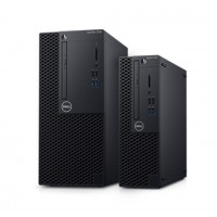 Настолен компютър Dell OptiPlex 3060 SFF i3-8100 8GB 256GB SSD 3Y NBD