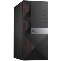 Настолен компютър Dell Vostro 3668 MT Intel Core i5-7400 8GB 2400MHz DDR4 1TB HDD DVD+/-RW  Nvidia GeForce GT 710 2GB DDR3 Keyboard&Mouse
