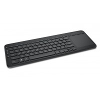 Клавиатура Microsoft N9Z-00022 All-in-One Media Keyboard USB Port Eng Intl Euro Hdwr