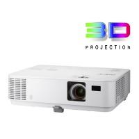 Проектор NEC V332W DLP 3300ANSI 10000:1 WXGA