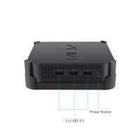 Настолен компютър MiniX NEO J50C-8SE Celeron J4105 4GB 240GB SSD Win10 Pro