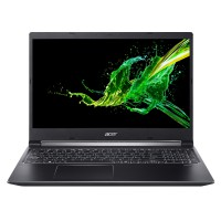 "Лаптоп Acer Аspire 7 A715-74G-51DS i5-9300H 15.6"" 1080p IPS AG 8GB 1TB GeForce GTX 1650 4GB  Black"
