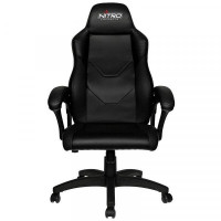 Геймърски стол Nitro Concepts C100 - Black