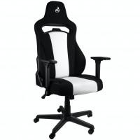 Геймърски стол Nitro Concepts E250 - Radiant White