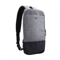 "Раница Acer 14"" Slim 3in1 Backpack for Spin /Swift  Black/Gray"