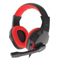 Геймърски слушалки с микрофон Genesis Argon 100 Red NSG-1433