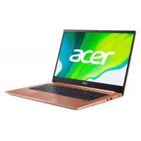 "Лаптоп Acer Swift 3 SF314-59-3628  i3-1115G4 14"" IPS 1080p AG 8GB  256GB NVMe SSD  Iris Xe Graphics Win10 Home  Melon Pink"