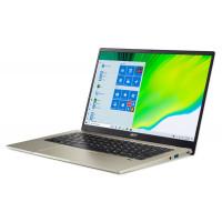 """Лаптоп Acer Swift 1 SF114-34-C4KX Celeron N5100 14"""" 1080p IPS 8GB 256GB PCIe SSD  WIn10 Home Gold"""