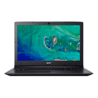 "Лаптоп Acer Aspire 3 A315-32-P1P1 15.6"" 1080p Pentium Silver N5000 8GB 1TB Obsidian Black"