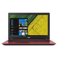 "Лаптоп Acer Aspire 3 Pentium N5000 Quad-Core 15.6"" 1080 Anti-Glare 4GB 128GB SSD Linux Red"