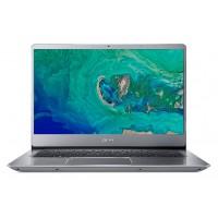"Лаптоп Acer Swift 3 SF314-54-P6LU 14"" FHD IPS Pentium Gold 4417U  4GB DDR4  256GB SSD Intel HD Integrated Backlit keyboard Silver Aluminium"