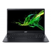 "Лаптоп Acer Aspire 3 A315-34-C2NL N4100 15.6"" 1080p AG 4GB 256GB SSD PCIe  Black"