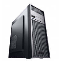 Кутия за настолен компютър PowerCase 173-G04, 500W