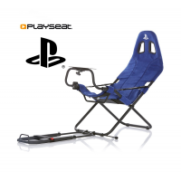 Геймърски стол Playseat Challenge Playstation Edition Син
