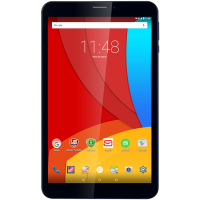 "Таблет Prestigio Multipad Wize 3508 4G 8.0"" 800x1280 IPS 1.3GHz Quad Core 1GB+16GB Android 5.1 Blue"