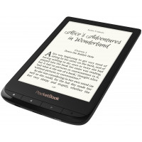 "eBook четец POCKETBOOK Touch Lux 4 PB627 6"" Черен"
